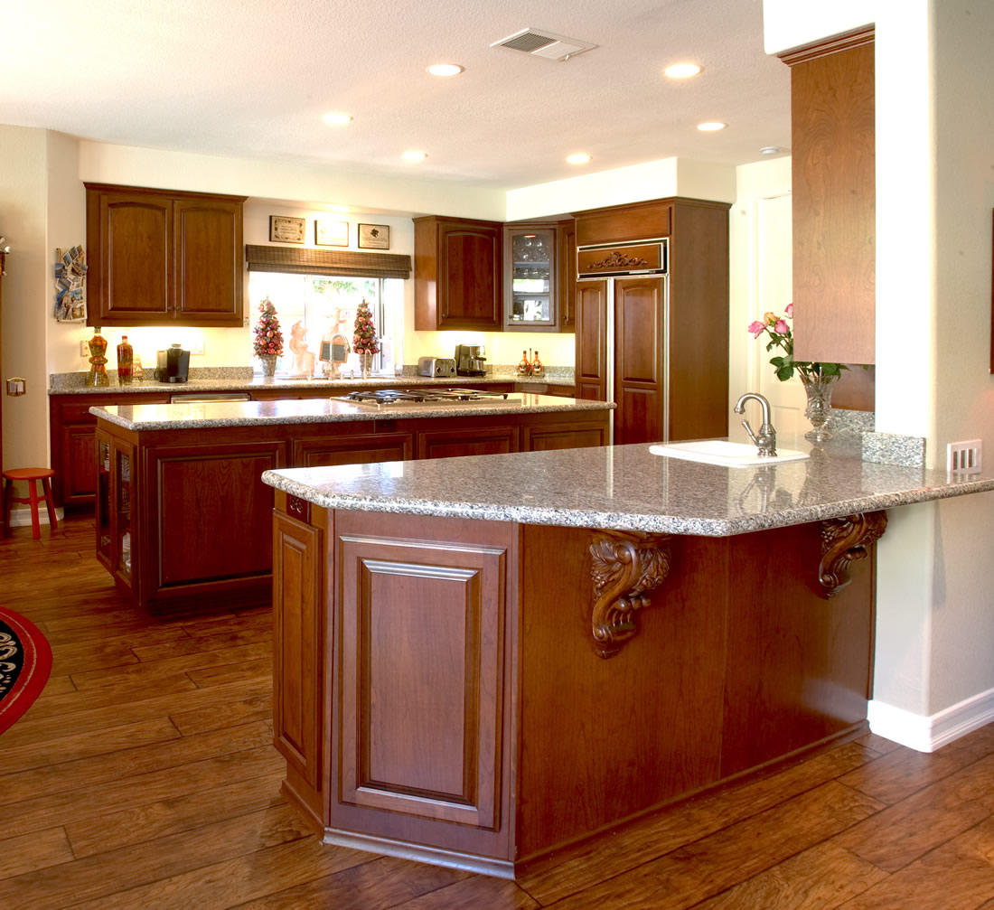 Kitchen Cabinet San Diego: San Diego Kitchen Cabinet Refacing Gallery