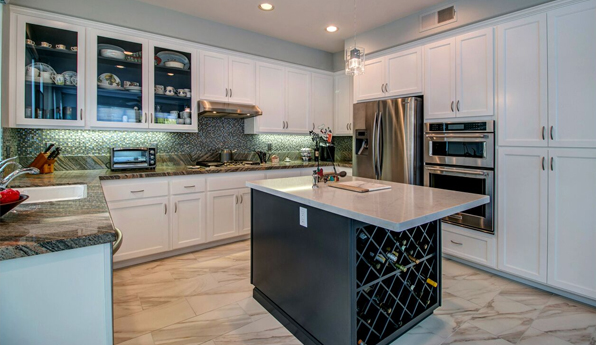 Engineered & Stone Countertops
